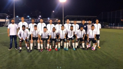 Categoria 18+ do Corinthians supera a USP pelo Campeonato Interclubes de Futebol Associativo