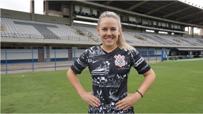 Andressinha signs for Corinthians