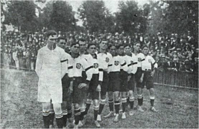 Old Corinthians game is discovered and club has now 5,880 matches in history