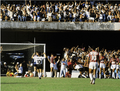 Special season gave Timão the first Brazilian title in 1990